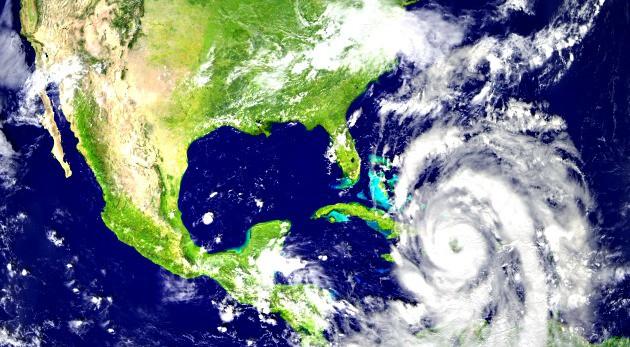 ¿Qué haces tú cuando viene el huracán?