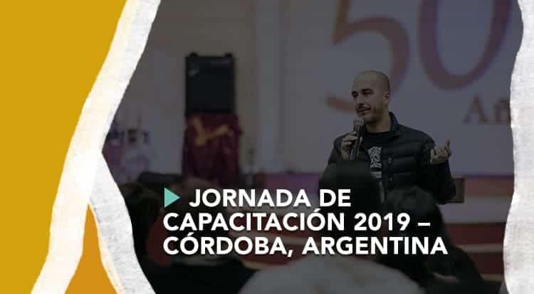Jornada de Capacitación 2019 – Córdoba, Argentina