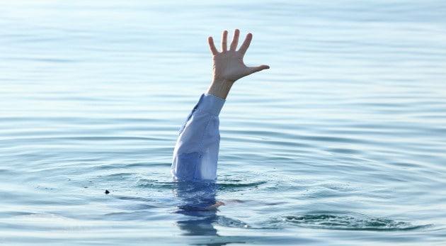 ¿Te estás ahogando?