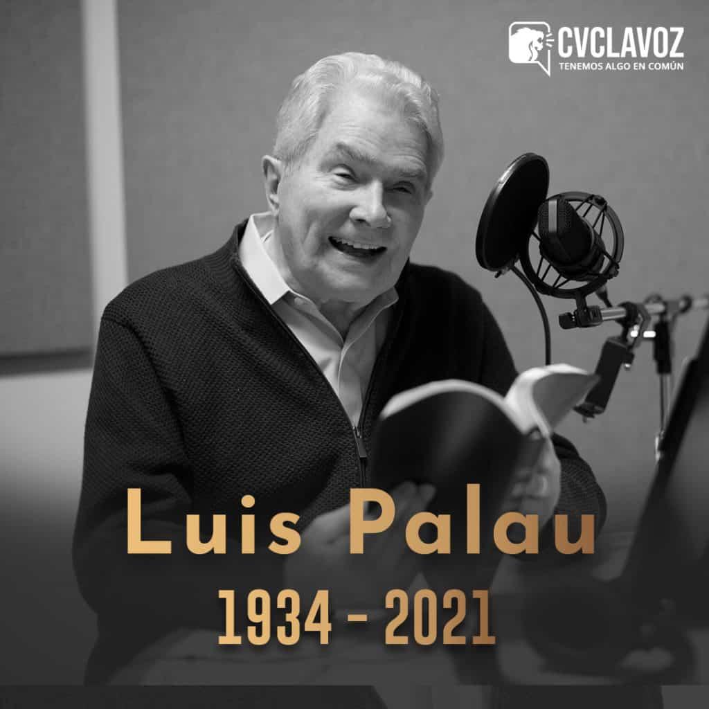 Muerte de Luis Palau