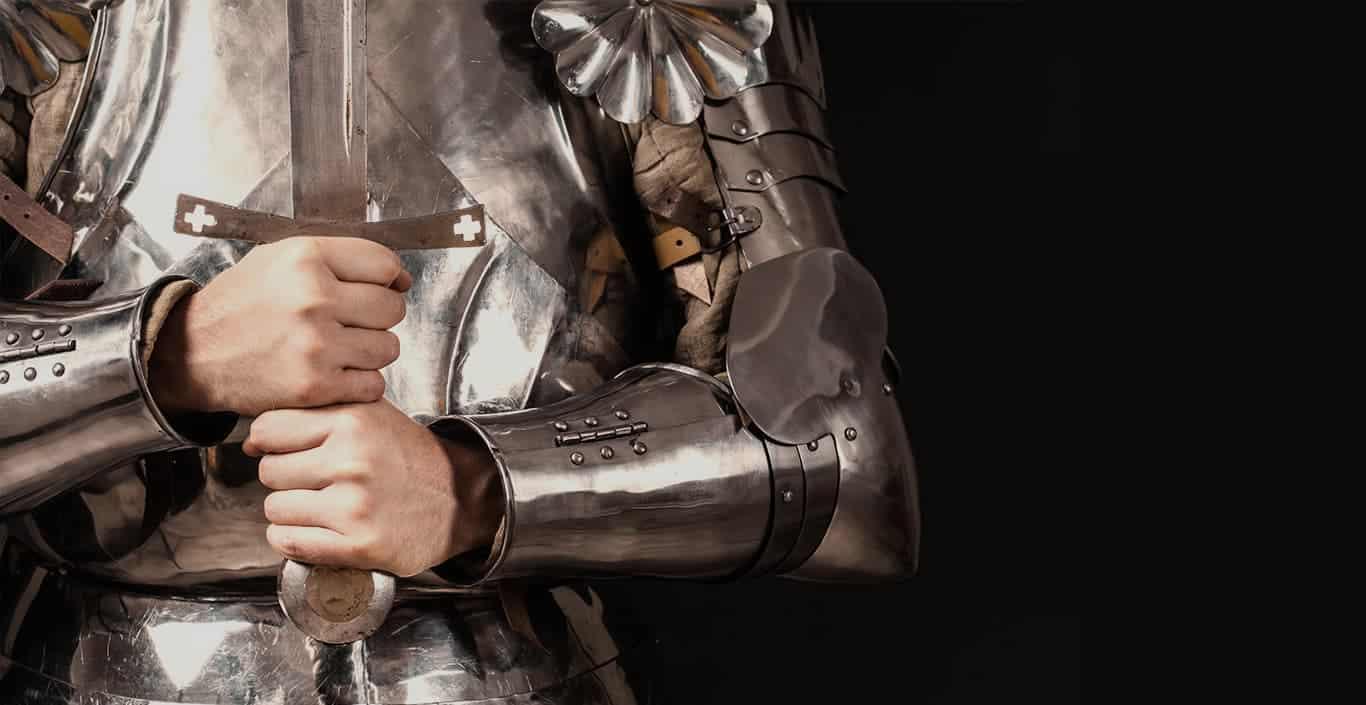 Cuáles son las 6 piezas de la armadura de Dios