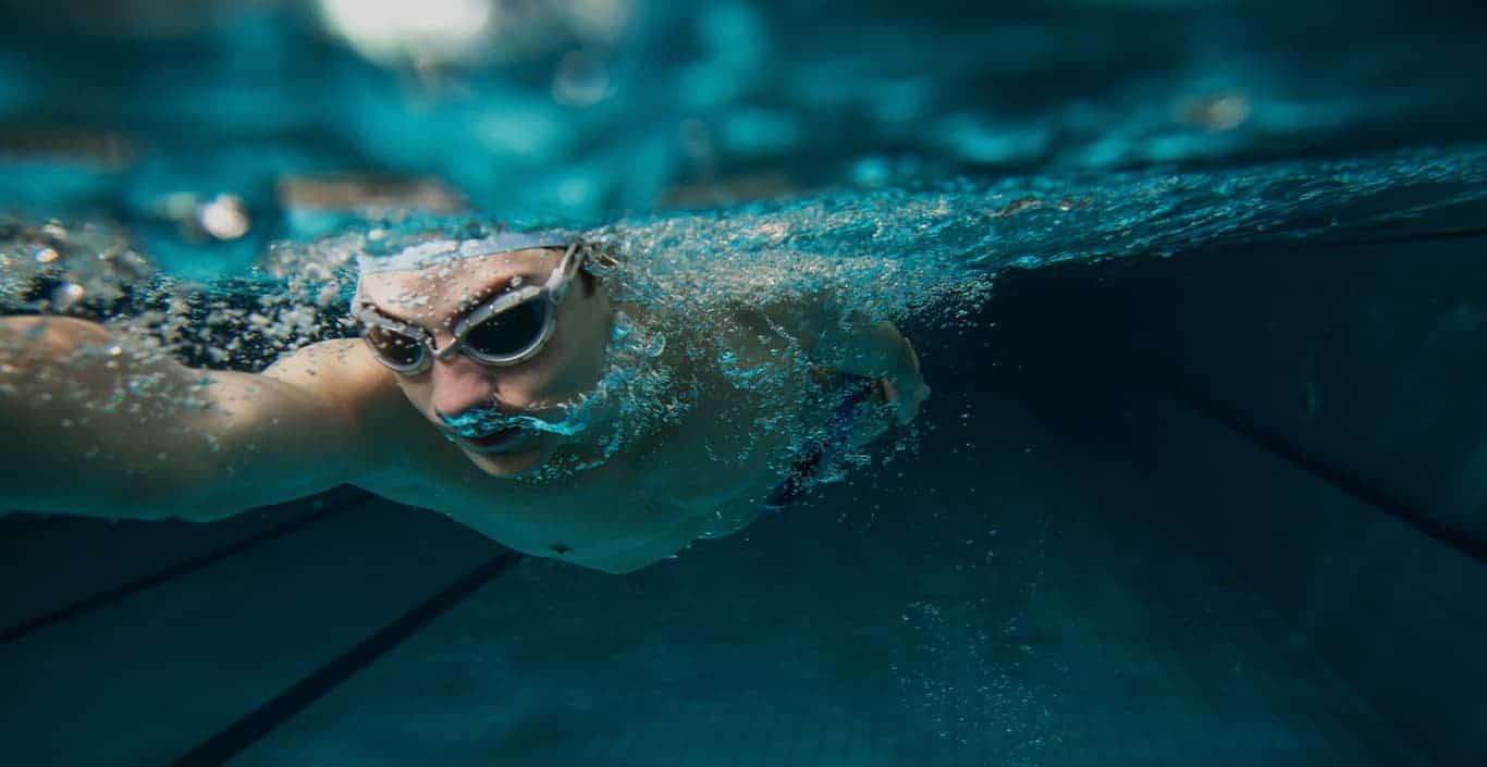 4 excelentes motivos para practicar natación